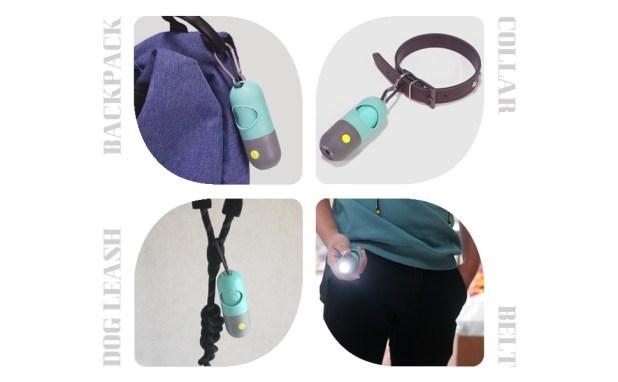 backpack leash collar belt