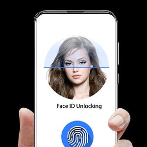 face and fingerprint