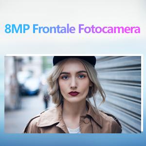 8mp Fotocamera frontale