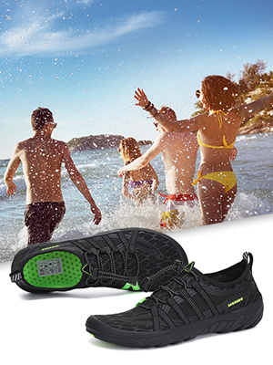 water shoes mens womens barefoot quick dty for beach swim kayak surf boating