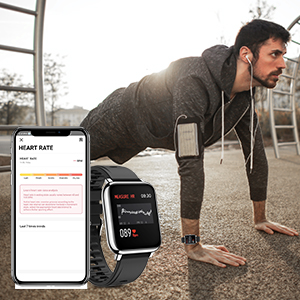orologio fitness uomo