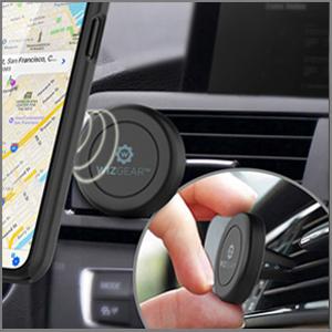 wizgear car phone mount air vent phone holder vent magnetic phone mount magnetic magnetic mount