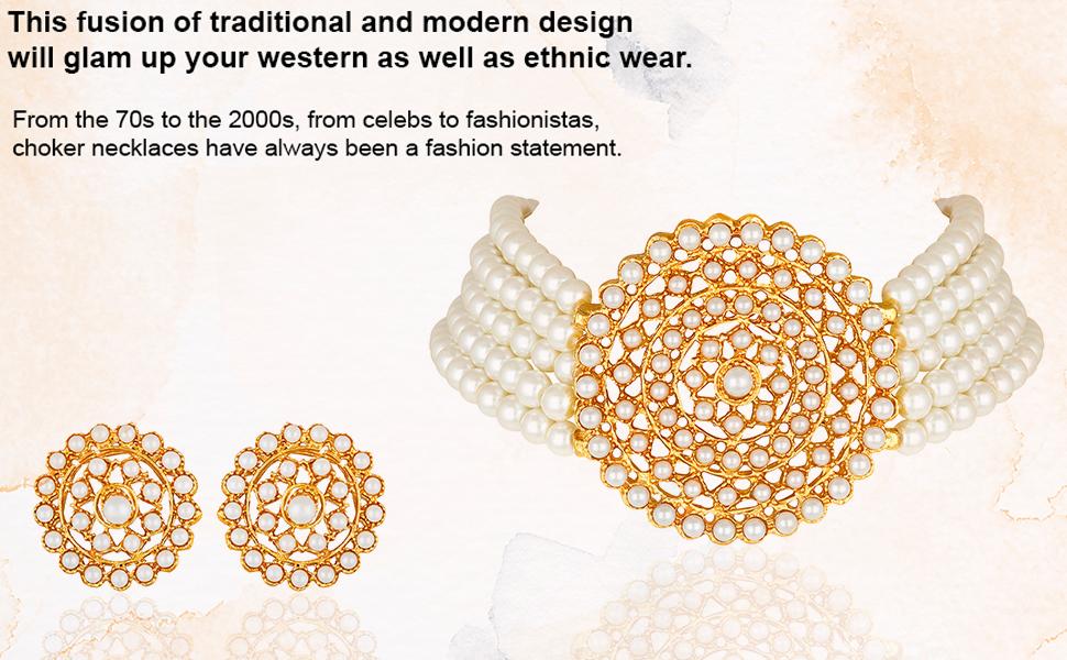 Traditional Bridal Jewellery Set