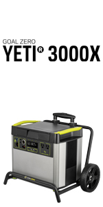 Yeti 3000X