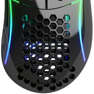 Honeycomb lightweight mouse