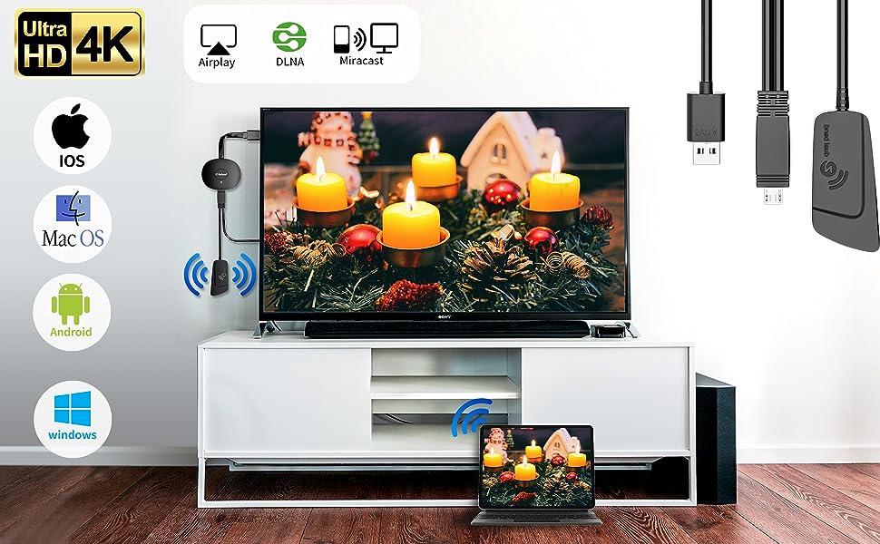 Wireless HDMI Display Adapter