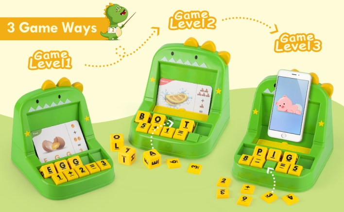 educational toys for kids 3-8