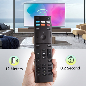 Long distance remote