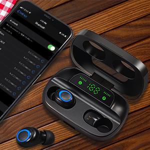 bluetooth wireless earbuds
