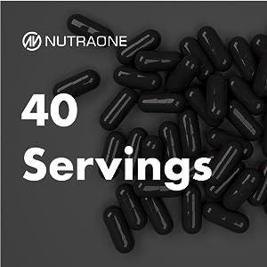 40 servings