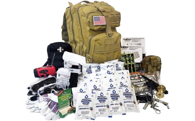 Everlit Earthquake Bag