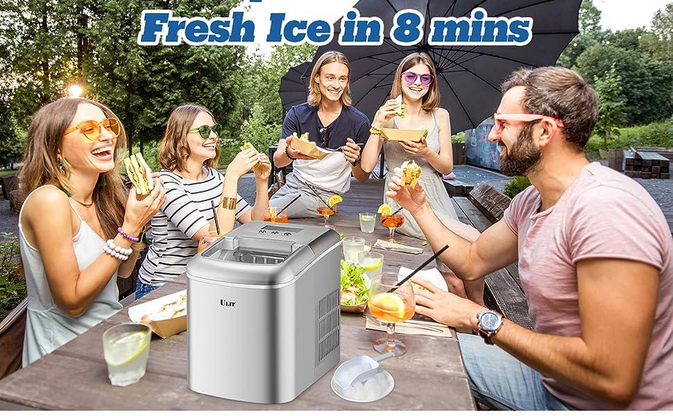 ULIT Ice Maker