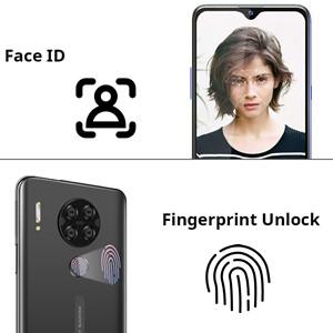 Face ID fingerprint unlock