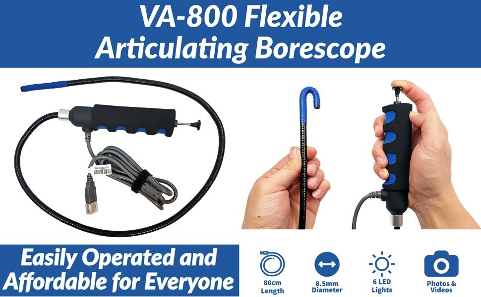VA 800 Başlık