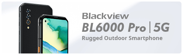 Blackview BL6000 Pro 5G Rugged Smartphone