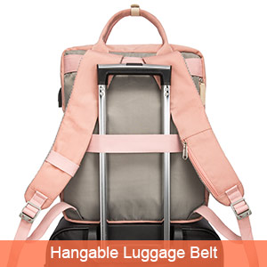 Hangable Luggage Belt