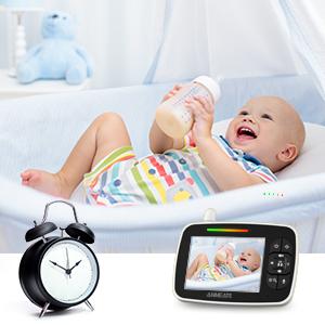 alram baby monitor