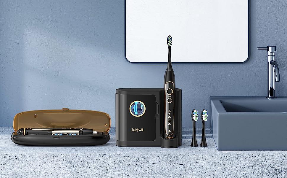 yetişkinler için elektronik diş fırçaları