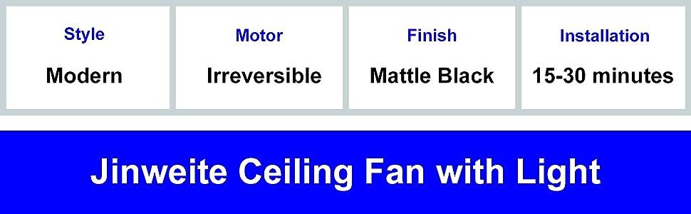 Dimmable ceiling fan light