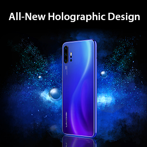 All-New Holographic Design