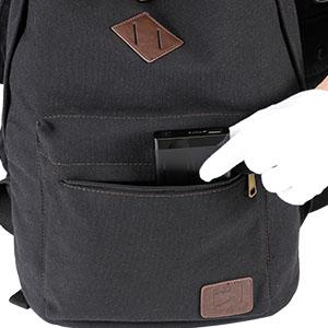 front pocket-black