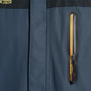 waterproof zipper pocket for men, hiking pants men running pants men climbing pants men windproof