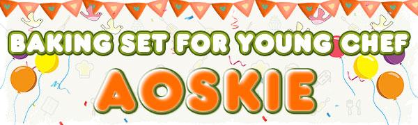 Aosike baking set for kid