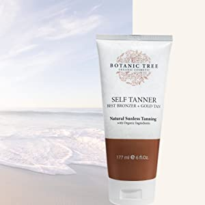 self tanner lotion organic tanning