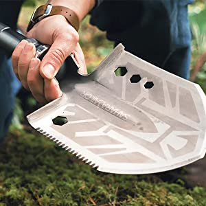 tactical shovel gear camping accessories
