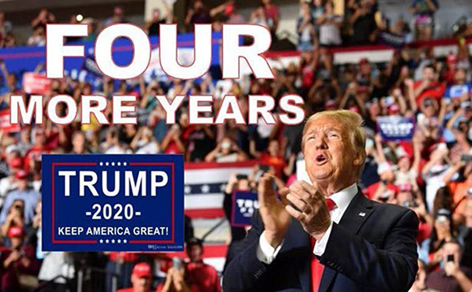 Four more year