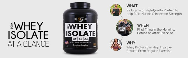 Natural pro whey