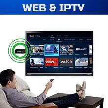 Magicstick Web & IPTV