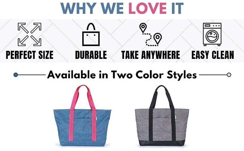 why we love creative green life tote bags
