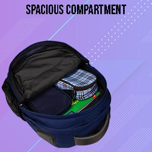 Spacious Backpack