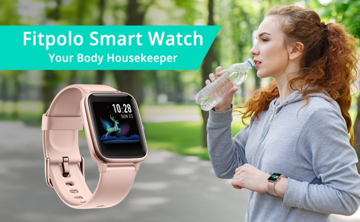 girls fitness tracker watch