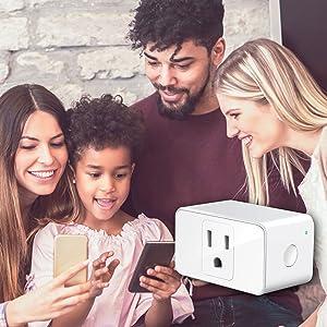 smart plug remote control