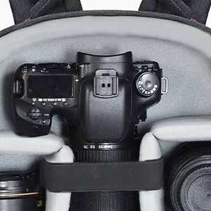 zaino fotocamera