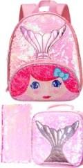12 mermaid backpack