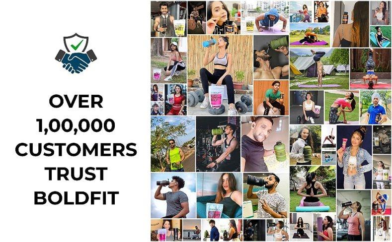 100000 plus customers