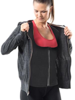 Jacket Top Zipper Long Sleeve