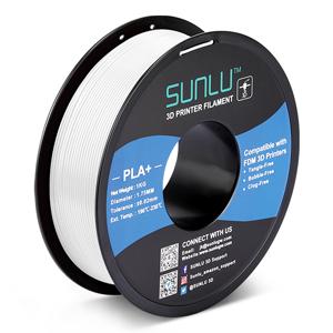 pla plus pla+ 3d printer filament 1.75mm