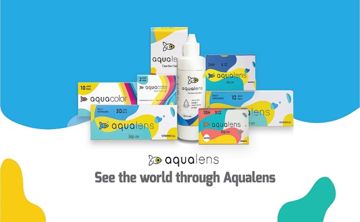 Aqualens Product Range