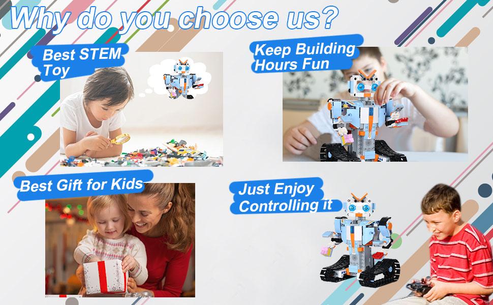 STEM toy for kids