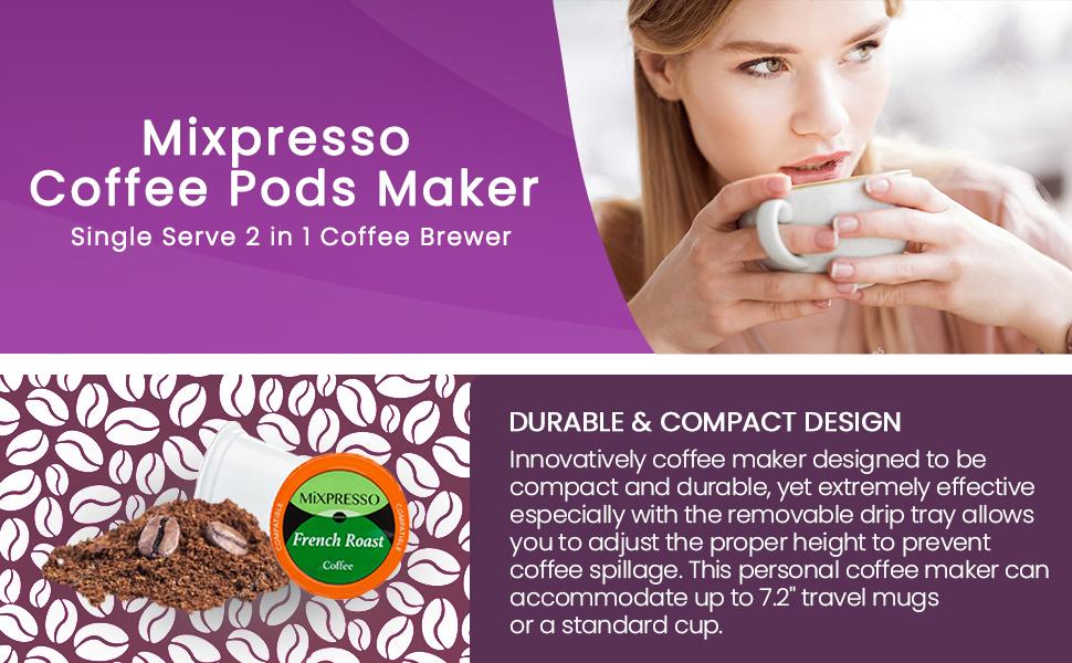 coffee pods machine