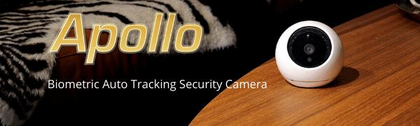 Apollo Auto Tracking Security A.I. Cam