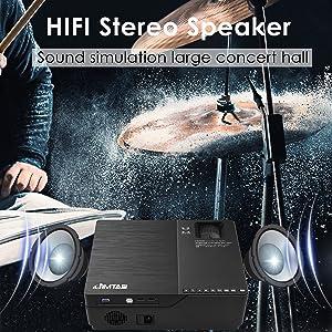 hd stereo speaker