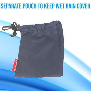 Rain Cover Pouch