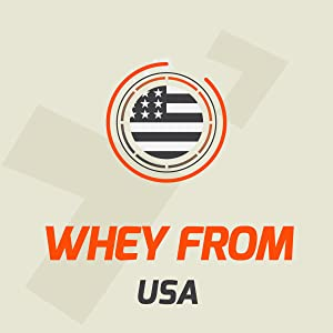 Whey from USA