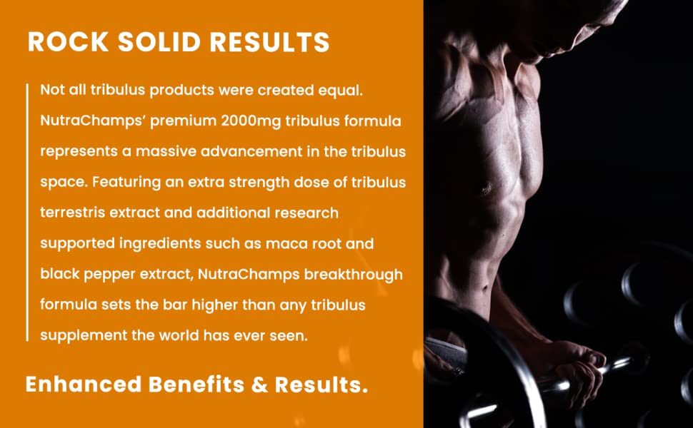 tribulus extra strength with maca root