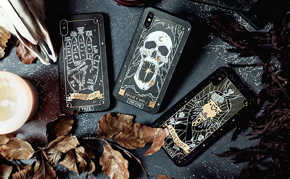 goth, gothic, nugoth, witch, witchy, phone cases, iPhone cover,Samsung,Tarot card, wicca, witchcraft